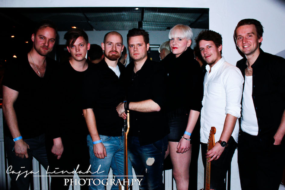 JONAS LINDBERG image groupe band picture