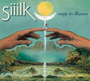 Siiilk - Way To Lhassa CD (album) cover