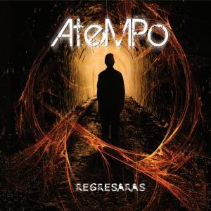 Atempo - Regresaras CD (album) cover
