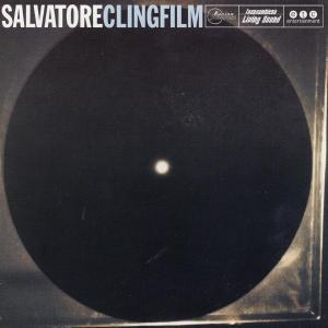 Salvatore - Clingfilm CD (album) cover
