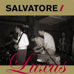 Salvatore - Luxus CD (album) cover