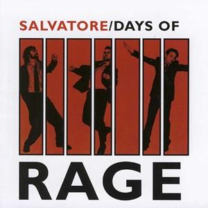 Salvatore - Days Of Rage CD (album) cover