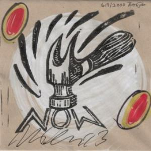 Swans - Not Here / Not Now CD (album) cover