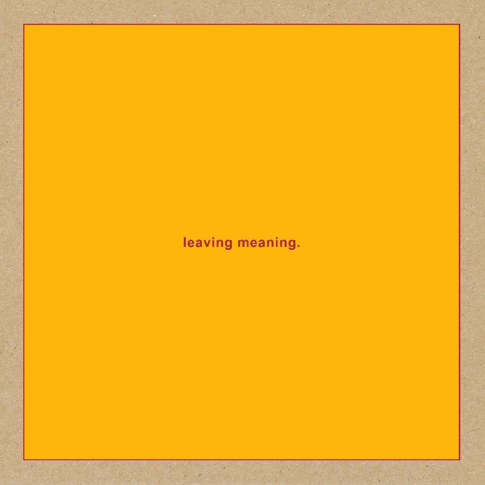 Swans - Leaving Meaning CD (album) cover