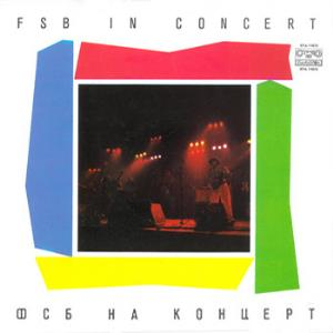 Fsb - In Concert CD (album) cover