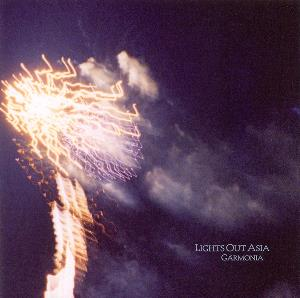 Lights Out Asia - Garmonia CD (album) cover