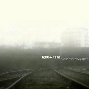 Lights Out Asia - Tanks And Recognizers CD (album) cover