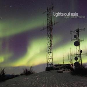 Lights Out Asia - Eyes Like Brontide CD (album) cover