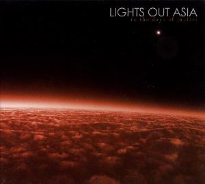 Lights Out Asia - In The Days Of Jupiter CD (album) cover