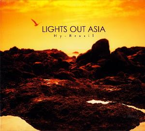 Lights Out Asia - Hy-brazil CD (album) cover