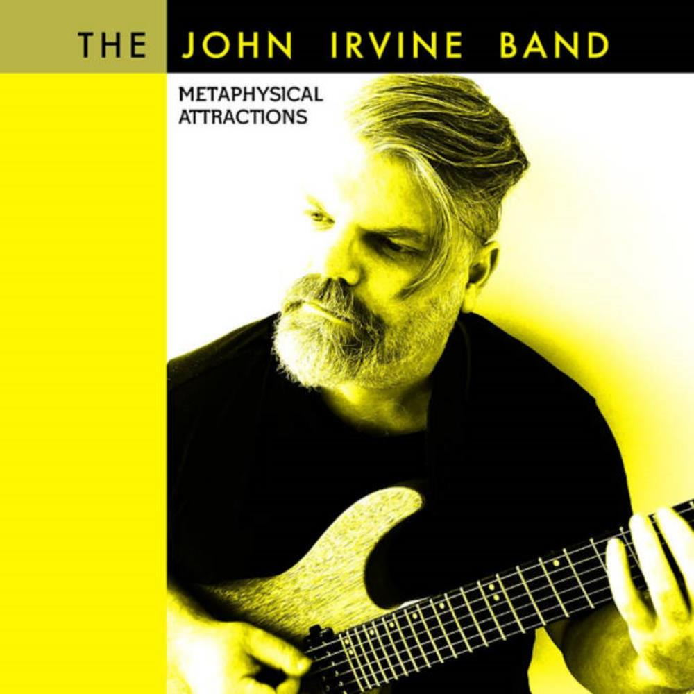 John Irvine - Metaphysical Attractions CD (album) cover