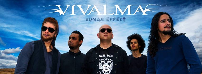 VIVALMA image groupe band picture