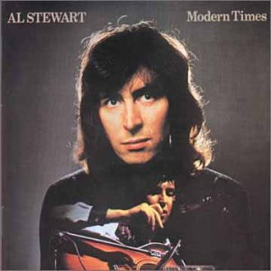 Al Stewart - Modern Times CD (album) cover