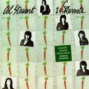 Al Stewart - 24 Carrots CD (album) cover