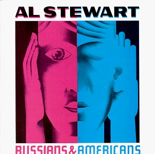 Al Stewart - Russians & Americans CD (album) cover