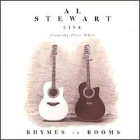 Al Stewart - Rhymes In Rooms CD (album) cover
