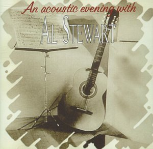 Al Stewart - Acoustic Evening With Al Stewart CD (album) cover
