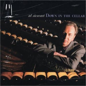 Al Stewart - Down In The Cellar CD (album) cover