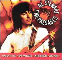 Al Stewart - Time Passages Live CD (album) cover