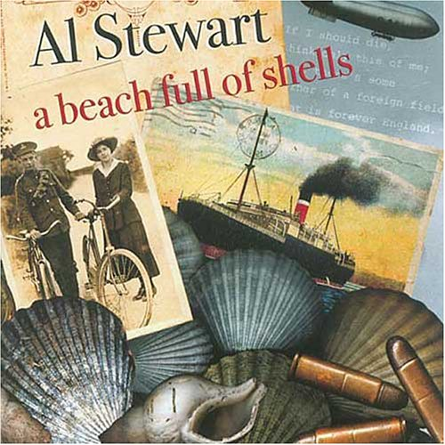Al Stewart - A Beach Full Of Shells CD (album) cover