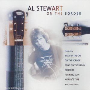 Al Stewart - On The Border CD (album) cover
