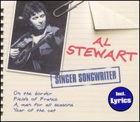 Al Stewart - Singer Songwriter CD (album) cover