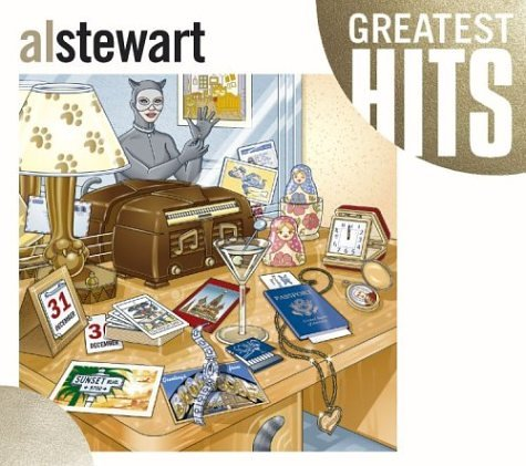Al Stewart - Greatest Hits CD (album) cover