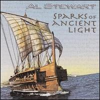 Al Stewart - Sparks Of Ancient Light CD (album) cover