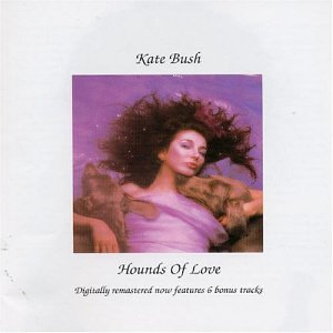 Kate Bush - Hounds Of Love CD (album) cover