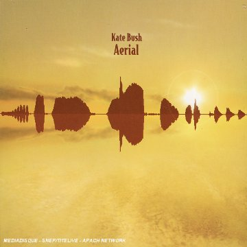 Kate Bush - Aerial CD (album) cover