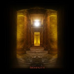 Senmuth - Amenti CD (album) cover