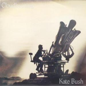 Kate Bush - Cloudbusting CD (album) cover
