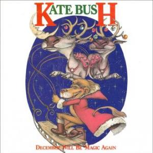 Kate Bush - December Will Be Magic Again CD (album) cover