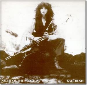 Kate Bush - Night Of The Swallow CD (album) cover