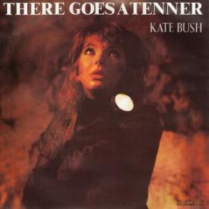 Kate Bush - There Goes A Tenner CD (album) cover