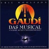 ERIC WOOLFSON - Gaudi CD album cover