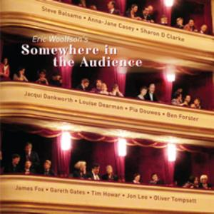Eric Woolfson - Somewhere In The Audience CD (album) cover