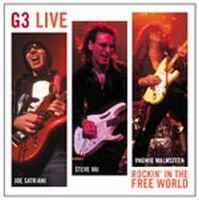 G3 - G3 Rockin' In The Free World CD album cover