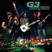 G3 G3 Live In Tokyo CD album cover