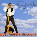 Guillaume De La Piliere - Psychedeleidoscope CD (album) cover