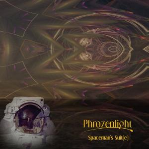 Phrozenlight - Spaceman's Suit(e) CD (album) cover