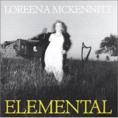 Loreena Mckennitt - Elemental CD (album) cover