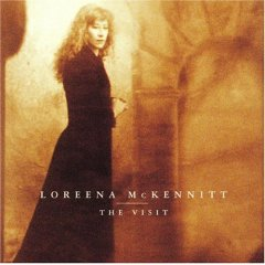 LOREENA MCKENNITT - The Visit CD album cover