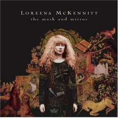 Loreena Mckennitt - The Mask And The Mirror CD (album) cover