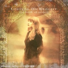 LOREENA MCKENNITT - The Book Of Secrets CD album cover