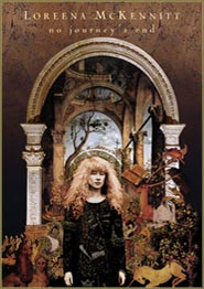 Loreena Mckennitt - No Journey's End DVD (album) cover
