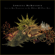 Loreena Mckennitt - Live In San Francisco CD (album) cover