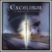 Alan Simon - Excalibur I - La Légende Des Celtes CD (album) cover