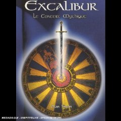 Alan Simon - Excalibur - Le Concert Mythique DVD (album) cover