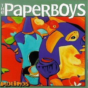 THE PAPERBOYS - Molinos CD album cover